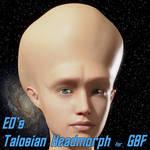 Freebie: ED's Talosian Headmorph by Edheldil3D