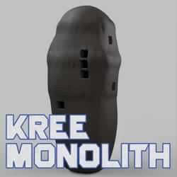 Freebie: ED's Kree Monolith by Edheldil3D