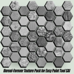 My Texture Pack for Easy Paint Tool SAI by Unreal-Forever