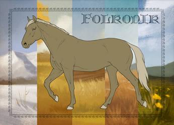 Folkonik lines - Pansky type by FolkoBabka