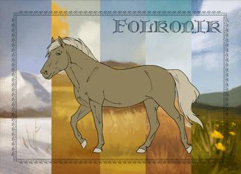 Folkonik lines - Folko type by FolkoBabka