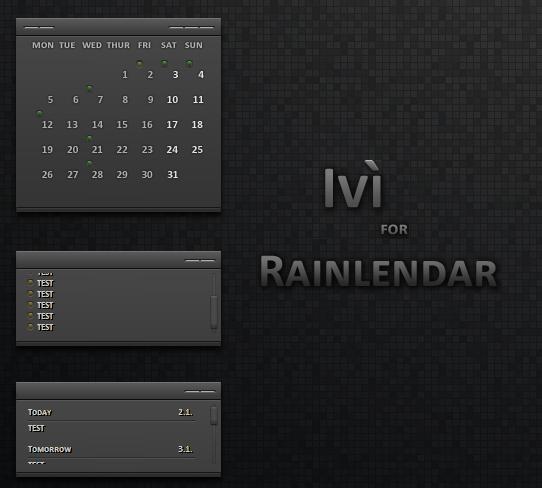 Ivi.Rainy