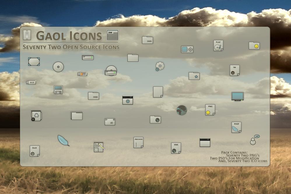 Gaol.Icons