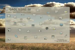 Gaol.Icons by somnign