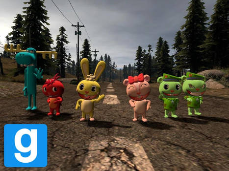 The Happy Tree Friends Pack