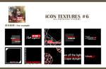 ICON TEXTURES #6