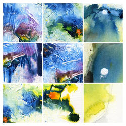Abstract painting texture pack by rev-jesse-c-stock