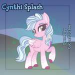 Cynthi Splash (Base edit of my OC)