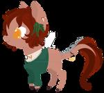 Paper Pony (My OC, Animated Ver.)