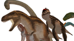 JWE Cretaceous Carnivore Pack by TyrantrusMax