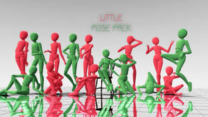 Little Pose Pack