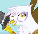 Gilda Wants You To Shut Up by MisterDavey