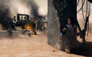 Gears of War - Battlefield
