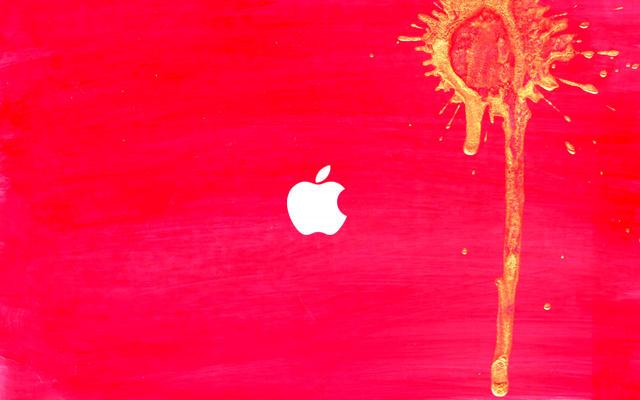 Mac Wallpaper by kitsune-dakota