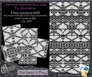 patterns lace by ginger-chevalier