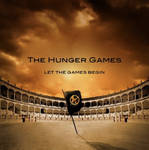 Hunger Games Poster gif