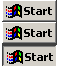 Windows2000 Start Button by Listogast
