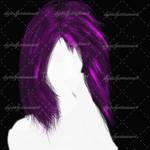 2210 PREMADE HAIR STOCK .PSD by DigitalFantasiesArt