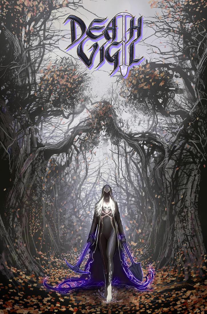 death vigil 8 by nebezial