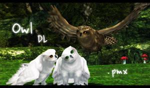 Owl model DL by innaaleksui