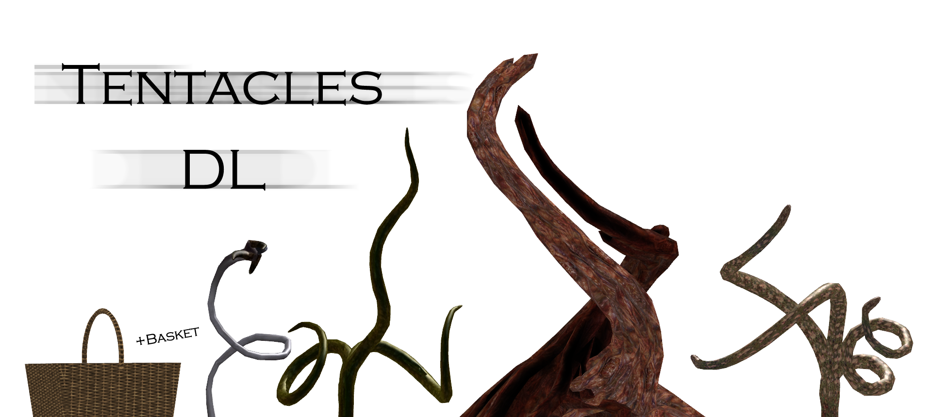 MMD Tentacles DL by innaaleksui on DeviantArt: innaaleksui.deviantart.com/art/mmd-tentacles-dl-544647204