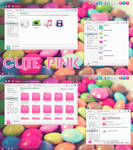 Cute Pink by LittleDreamerTutos