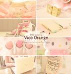 PSD Coloring ' Vsco Orange '