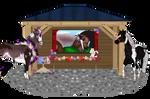 HaRPG Expo - Padro Horse