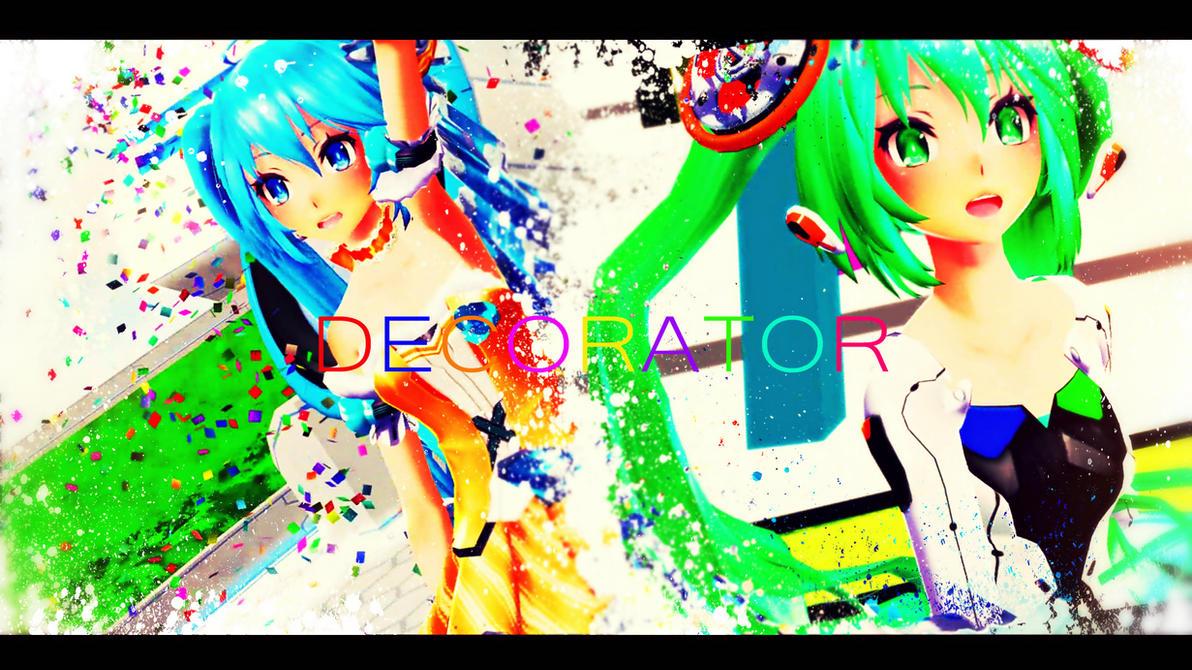 .:MMD DECORATOR Video + Camera DL!:. by Animefreak291