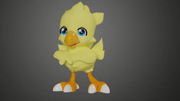 Chocobo Chicken Dance