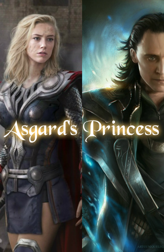 Asgard's Princess: Chapter 8 (Fem!Thor x Loki) AU by the