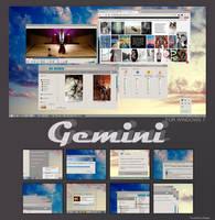 Gemini by barbiturikK