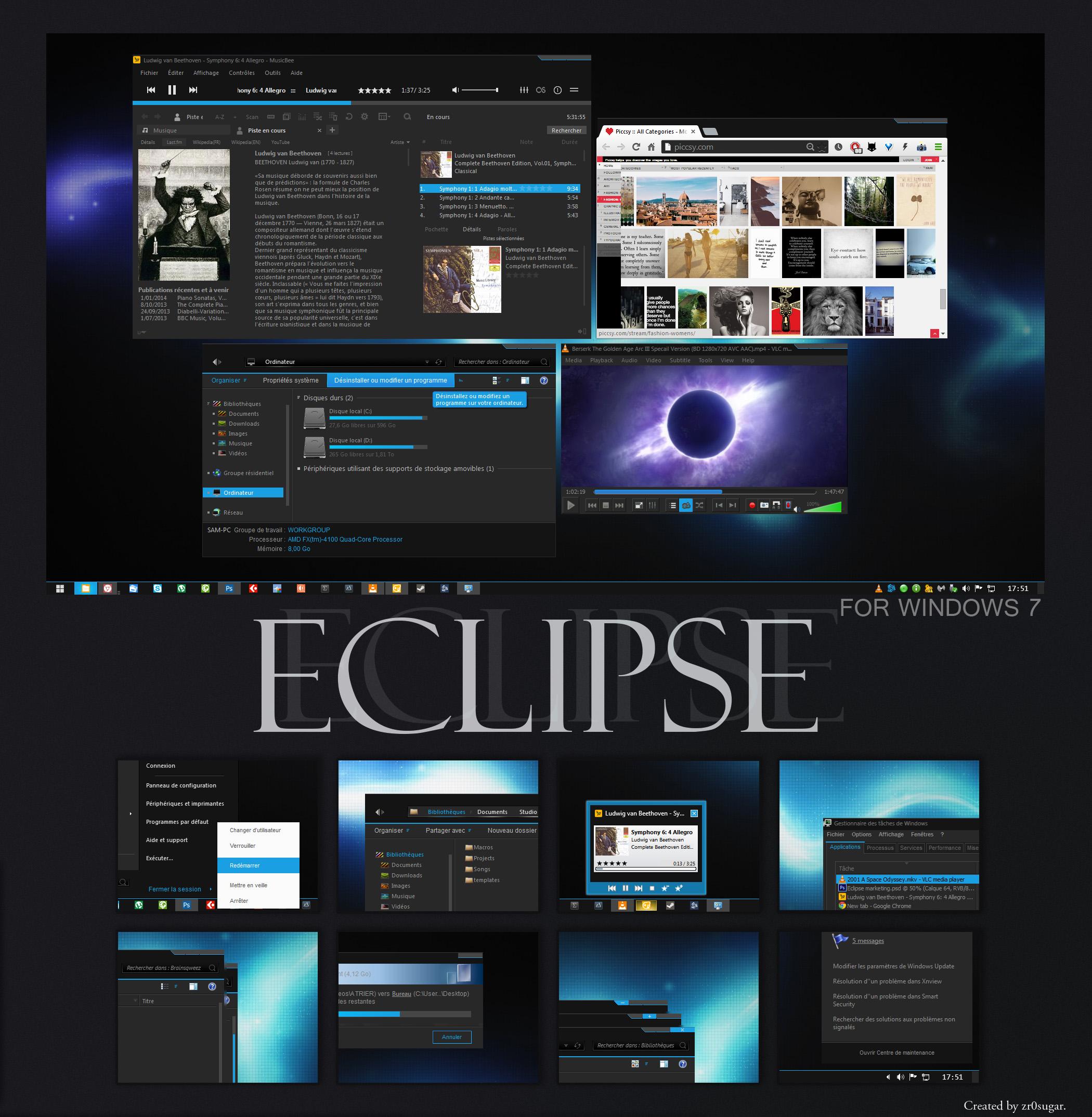 Eclipse by barbiturikK