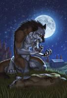 Werewolf Tale - Sample Chapters - Final by SilverWerewolf09