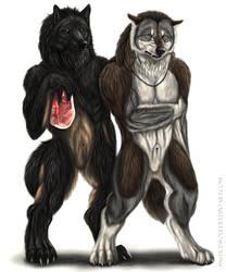 Werewolf Tale II - Sample Chapters - Final