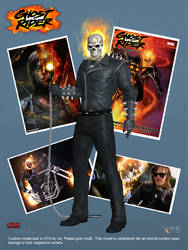 Ghost Rider (MCU Custom)