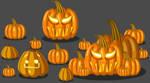Monstrous Pumpkin Patch