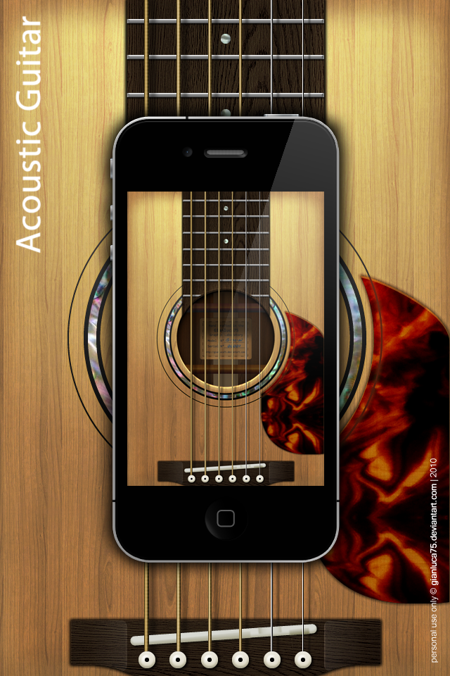 Acoustic Guitar 2 by GianlucaDivisi
