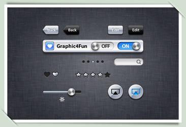 iOS UI Design Kit