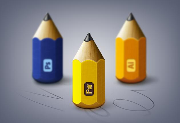 Adobe Pencils