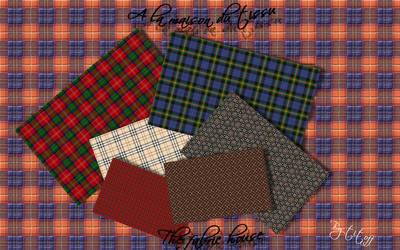 Pattern Fabrics - tissus