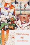PSD Cloring #6