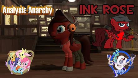 [SFM/GMod] Analysis Anarchy Ink Rose by SuperstarEdge96