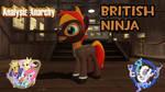 [SFM/GMod] Analysis Anarchy British Ninja by SuperstarEdge96