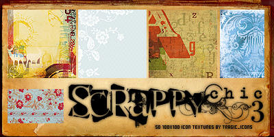 Scrappy Chic 3 by SwearToShakeItUp