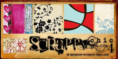 Scrappy Chic 4 by SwearToShakeItUp