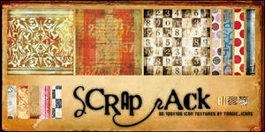 Scrap Pack 01 by SwearToShakeItUp