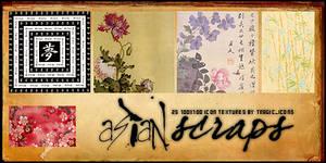 Asian Textures by SwearToShakeItUp