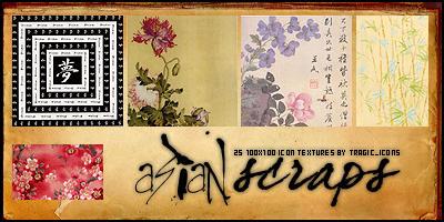 Asian Textures
