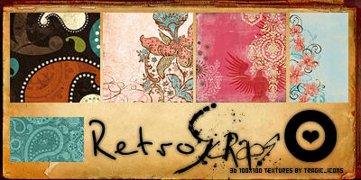 Retro Scraps by SwearToShakeItUp